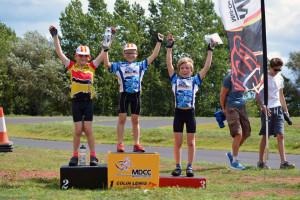 U8 podium